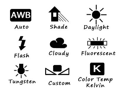 Preset icons
