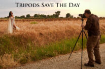 Tripods Still Save The Day.